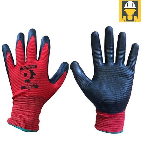 PRED-RED-NITRILE-COATED-GLOVES