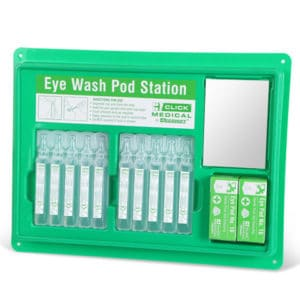 Click-Medical-Eyewash-Pod-Station-(10-x-20ml)-CM0715