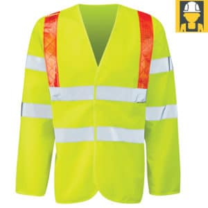 HVJ03RDB-Epee-Hi-Vis-Jerkin-with-Red-Braces