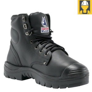 Steel Blue Whyalla S3 Metatarsal Bump Cap Boot