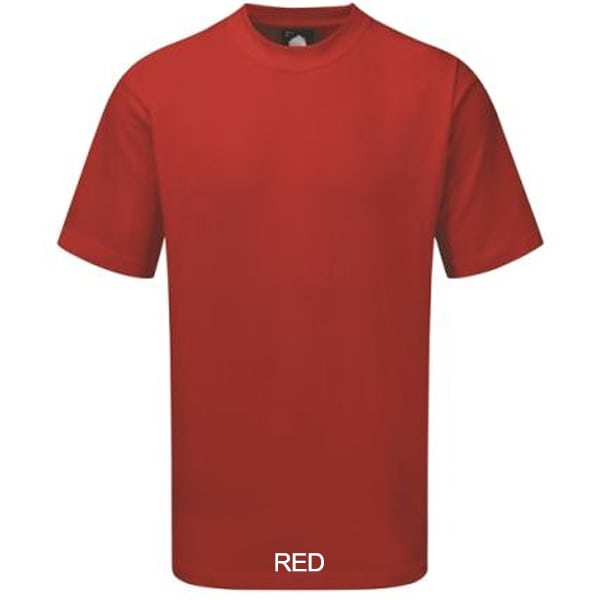1000 Plover Red 1005 Goshawk Deluxe T-Shirt - Orn