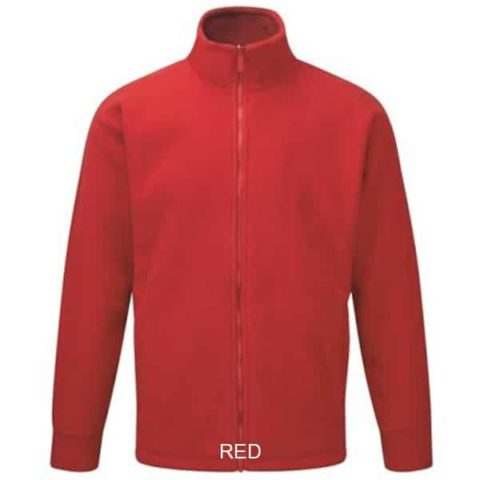 3200-Albatross-Fleece-Red