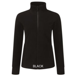 3260 LADIES ALBATROSS FLEECE BLACK