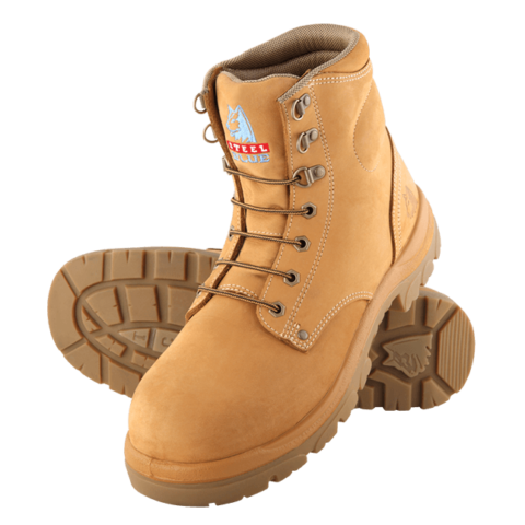steelblue safety boots