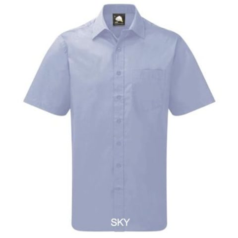 5600 PREMIUM OXFORD SHIRT SHORT SLEEVE ORN