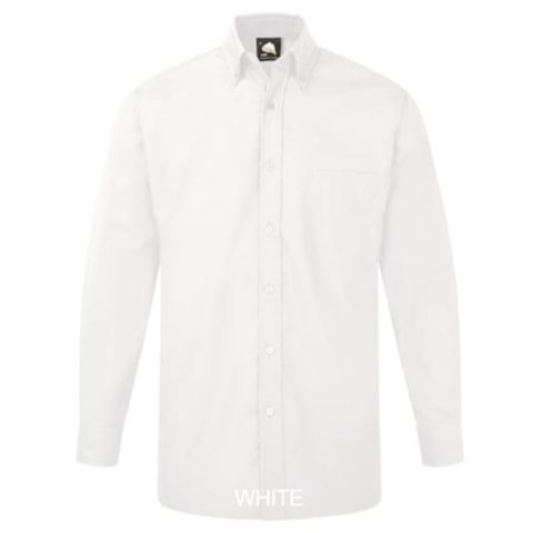 5610 Premium Oxford Shirt Long Sleeve Orn