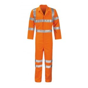 APOLLO HI VIS ORANGE GO-RT COVERALL