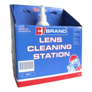 B-BRAND-LENS-CLEANING-STATION