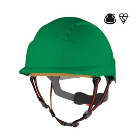 Evo-Skyworker-Helmet-Green