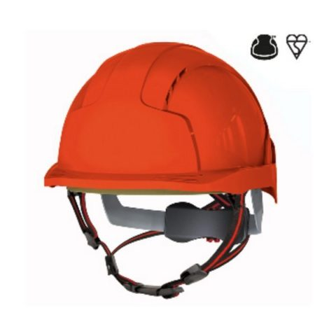 Evo-Skyworker-Helmet-Orange