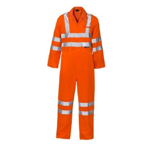 Hi Vis Coverall - GO-RT Class 3 (Orange) 38481-7