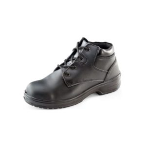 LADIES CHUKKA BOOT BLACK