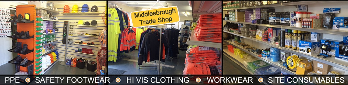 Buy PPE Hi Vis Workwear