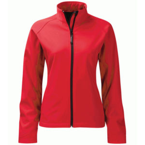 SS2L1 AMBER PANACEA LADIES SOFT SHELL
