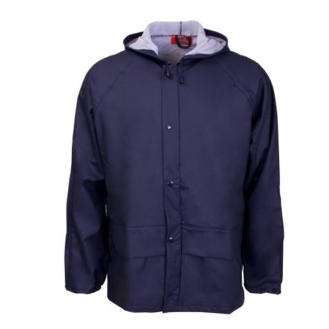 STORM-FLEX PU JACKET NAVY