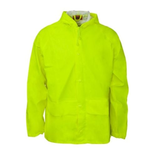 STORM-FLEX PU JACKET YELLOW