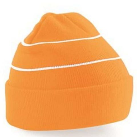 Bc042-Enhanced-Viz-Knitted-Hat-Orange