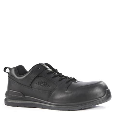 ROCK FALL RF660 CHROMITE SAFETY TRAINER SHOE