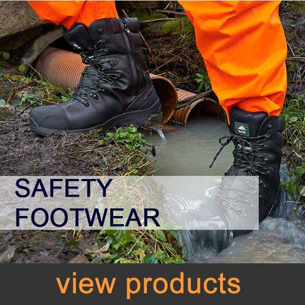 Safety Footwear is part of Personal Protective Equipment