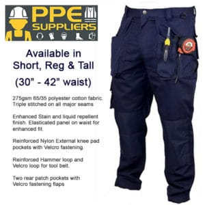 ENDURANCE NAVY TRADESMAN TROUSER