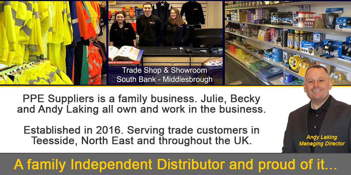 PPE Suppliers Local PPE Supplier Middlesbrough