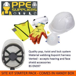SITE SAFETY STARTER PACK BOXED XL