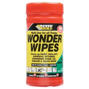 WONDER WIPES PK OF 100