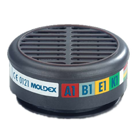 Moldex 8900 A1B1E1K1 (Twin Filter Pack)