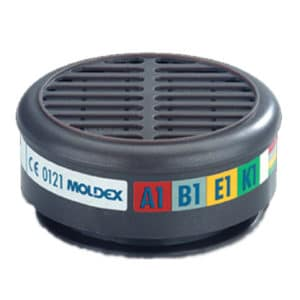 Moldex 9400 A1B1E1K1 (Twin Filter Pack)