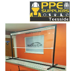 Protective Screen Roller Blind Kit (1000 x 1000mm)