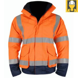FRMTTBJR-Tremor-FR-+-AS-Hi-Vis-Bomber-Jacket