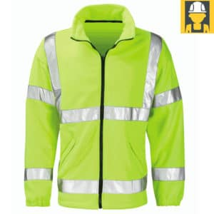 HVFLE-Crusader-Hi-Vis-Yellow-Fleece-Jacket