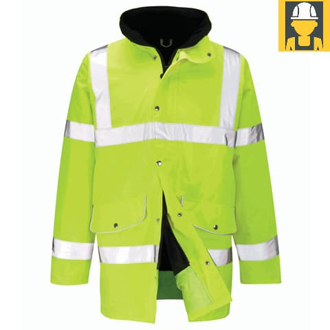 Lancelot-Executive-Hi-Vis-Yellow-Parka-Jacket