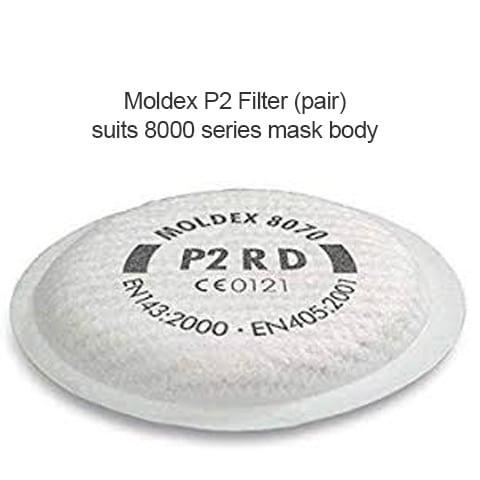 Moldex-8070-P2-R-D-Filter-(Pair)-For-8000-Series-Half-Mask