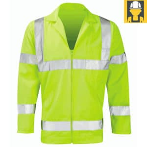 PCENJ-Zeta-Hi-Vis-Yellow-Work-Jacket