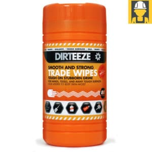 Dirteeze-Orange-Smooth-and-Strong-Wipes-(80-tub)