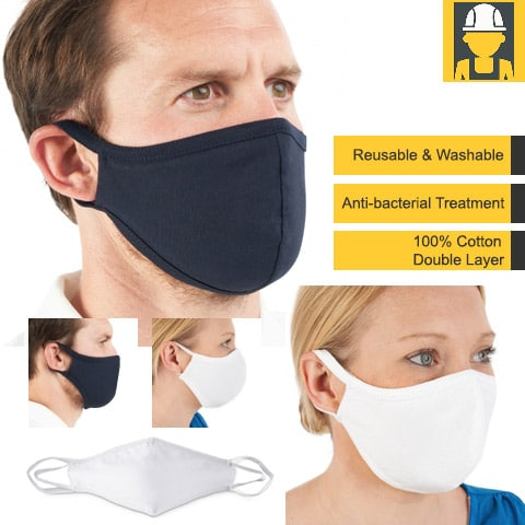 Reusable And Washable Anti Bacterial Face Mask Ppe Suppliers Ltd