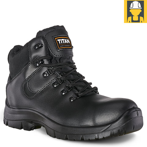 Hiker-Black-Buffalo-Leather-Boot
