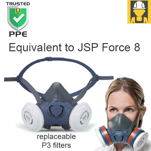 Moldex-703201-P3R-Half-Mask-With-Filters
