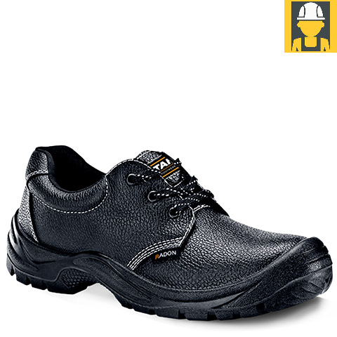 Radon Safety Shoe Steel Toe Cap And Midsole