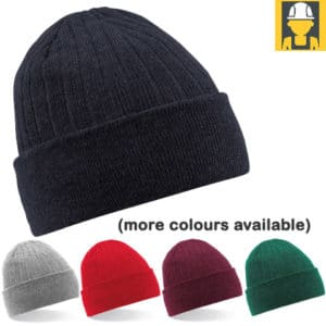 BC447 Beechfield Thinsulate Beanie Hat