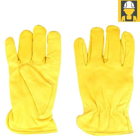 G13 Superior Soft Grain Leather Lined Drivers Gloves