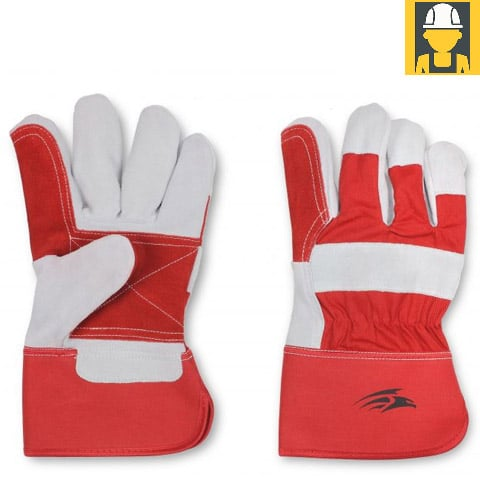 G6 Double Palm Reinforced Rigger Gloves