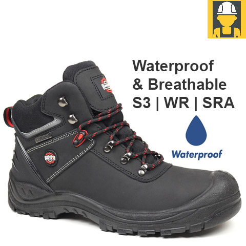 Pb311C Carson Waterproof S3 Hiker Safety Boot