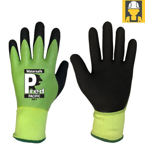 Pred Pacific Waterproof Latex Cut C Gloves