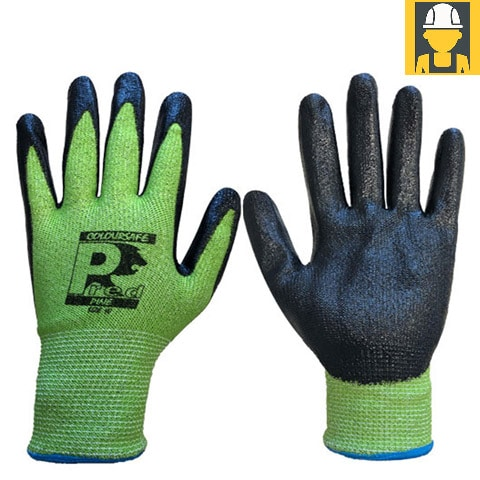 Pred Pine Smooth Nitrile Cut C Gloves