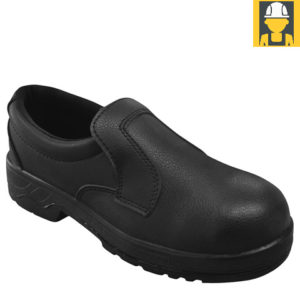 Hygiene S2 Slip-On Shoe in Black