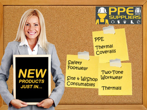 New Products Launch from PPE Suppliers