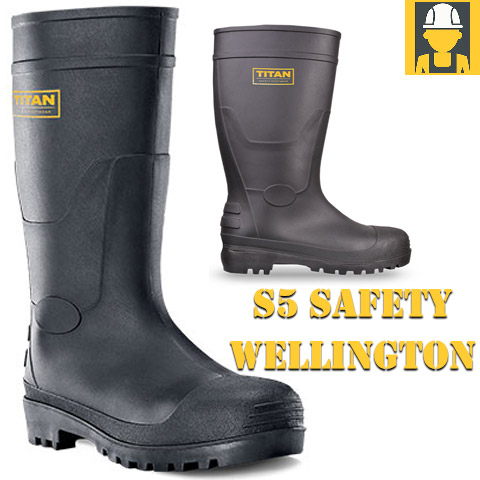 Leo S5 Safety Wellington