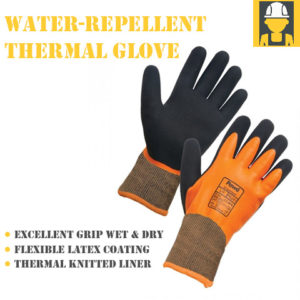 Pawa-PG241-Water-Repellent-Thermal-Glove